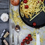 Pasta aus Hartweizengrieß Rezept