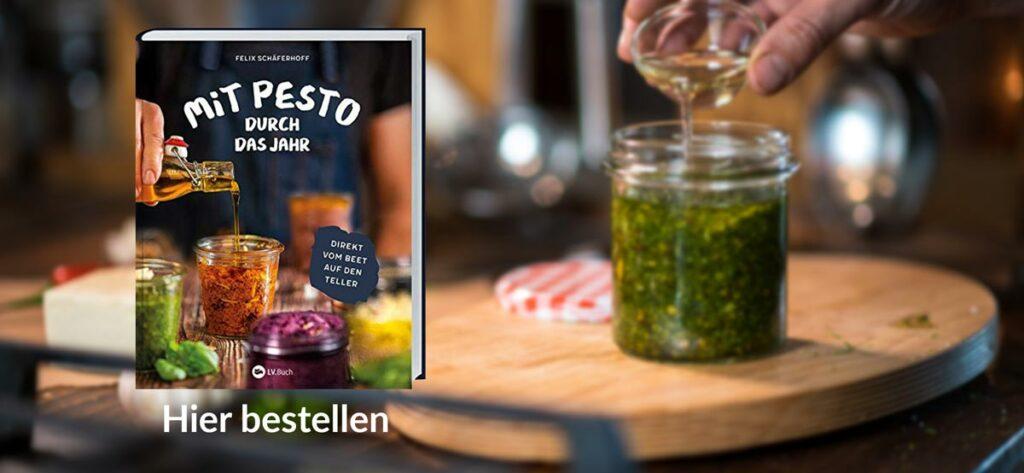 Durch das Jahr mit Pesto von felix Schäferhoff