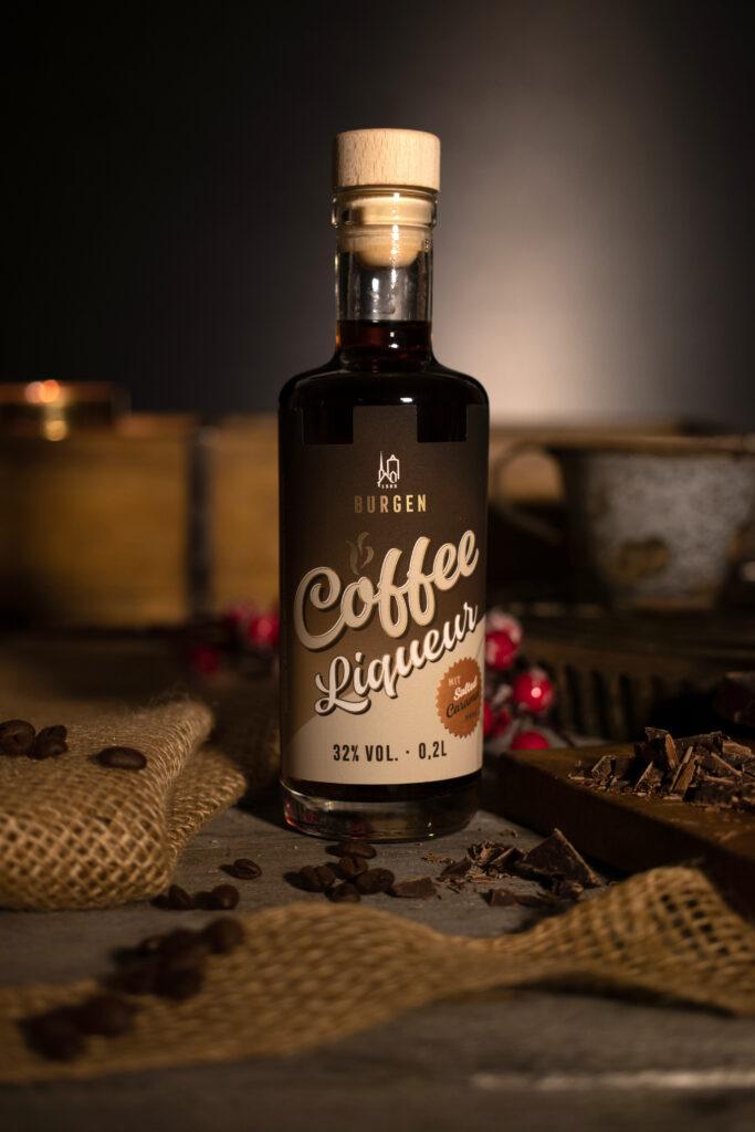 Coffee Liqueur von Burgen Drinks