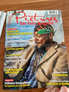 Pictures Magazin Ausgabe 4 2021