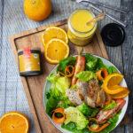 Rezept für Orangen-Curry-Dressing