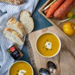 Rezept für eine Karottensuppe